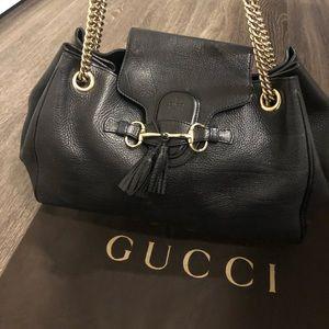 Gucci Emily bag (Calf skin)